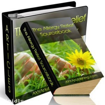 Pay for The Allergy Relief Source Book With PLR + Bonus
