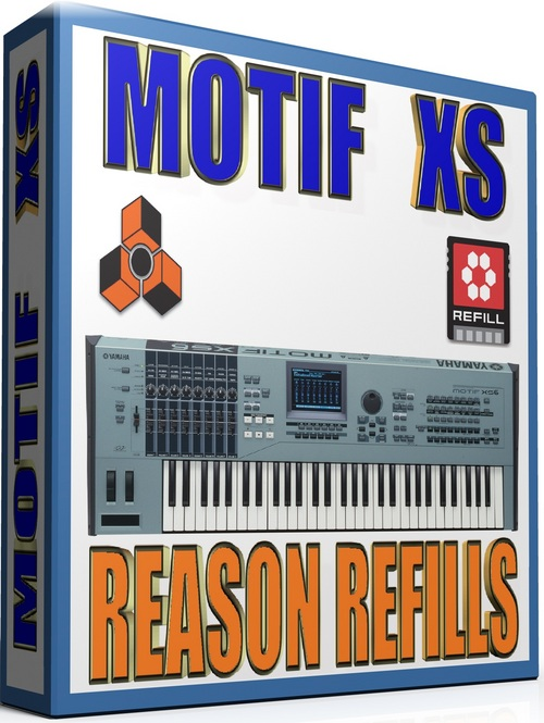 Pay for Yamaha Motif XS Reason Refills