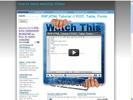 Thumbnail Youtube website, niche keyword generator, auto pilot