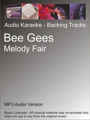 Pay for Bee Gees - Melody Fair - Karaoke