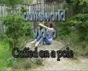 Thumbnail Cuffed to a pole