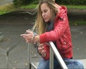 Thumbnail Christy handcuffed outdoors   (7 minutes)