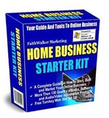 Thumbnail Home Business Starter KIt
