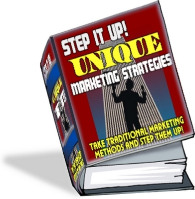 Pay for Unique Marketing Strategies