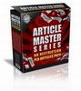 Thumbnail Article Master Series V.30 (PLR)