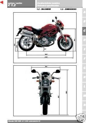 Pay for Ducati S2R 1000 Monster Service Repair Manual 2006