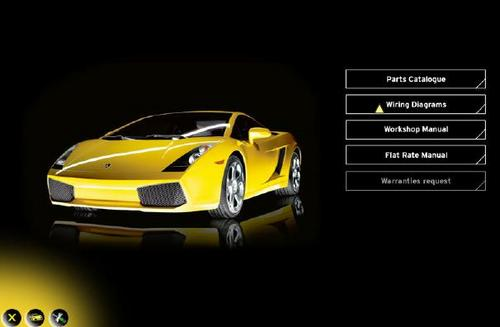 Lamborghini Gallardo Service Repair Manual 2003 Download Manuals