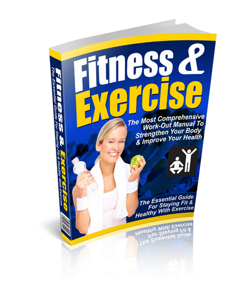 Pay for Fitness & Exercise Master Resale Rights New Product