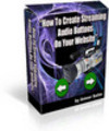 Thumbnail How To Create Streaming Audio Buttons On Your Website - mrr