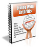 Thumbnail Living With Arthritis Website with Content-PLR