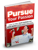 Thumbnail Pursue Your Passion E-book and Reseller Website-MRR