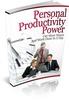 Thumbnail Persona l Productivtiy E-book & Website-MRR
