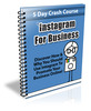 Thumbnail How to Use Instagram to Increase Your Online Business-PLR