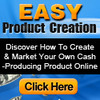 Thumbnail Easy Product Creation e-book and Website-MRR