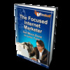 Thumbnail Focused Internet Marketer Guide E-book with Reseller Website
