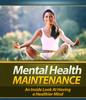 Thumbnail Mental Health Maintenance E-book-Reseller Website and  mrr