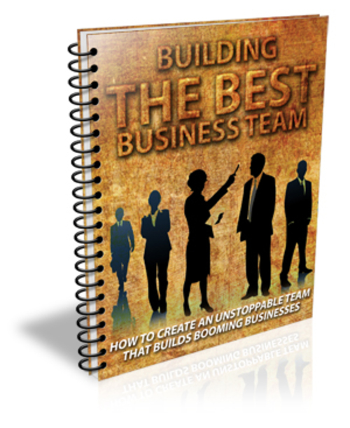 Pay for How to Build the Best Business Teams- MRR Reseller Kit