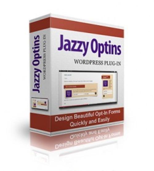 Pay for WordPress(WP) Jazzy Optins Plugin for Wordpress Blogs