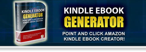 Pay for Kindle E-book Creation Software-Plus Bonus-MRR