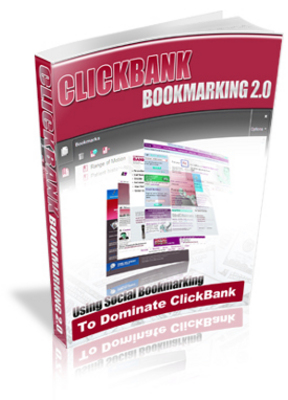 Pay for ClickBank Bookmarking 2.0 MRL