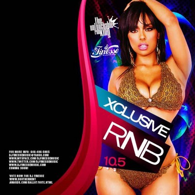 Pay for DJ Finesse - Xclusive R&B 10.5