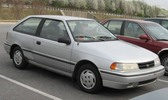 Thumbnail Hyundai Excel 1991-1994 Service Repair Manual