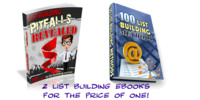 Thumbnail 2 Ebook Set About Successful List Building