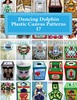 Thumbnail Dancing Dolphin Plastic Canvas Patterns 17