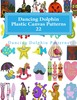 Thumbnail Dancing Dolphin Plastic Canvas Patterns 22