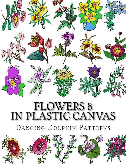 Pay for Flowers in Plastic Canvas 8