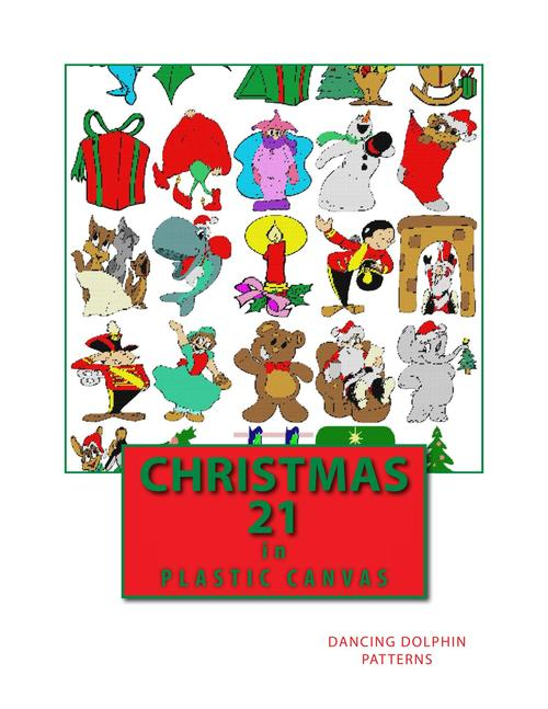 Pay for Christmas in Plastic Canvas 21