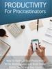 Thumbnail Productivity for Procrastinators