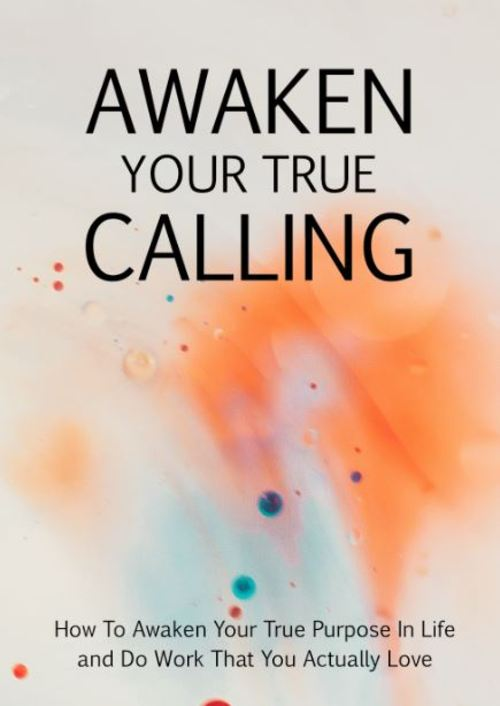 Pay for Awaken Your True Calling