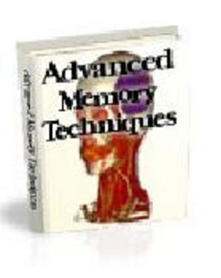 Pay for Advanced Memory Techniques for Self Improvement