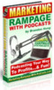 Thumbnail Marketing Rampage With Podcasts!