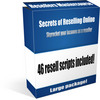 Thumbnail Resellers Master course - Secrets of successful resellers!