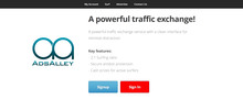 Thumbnail PHP Traffic Exchange 2:1 - Modern - Powerfull