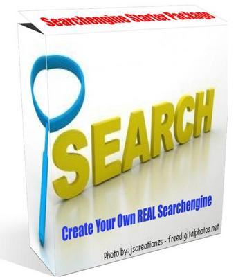 Pay for Ultimate Searchengine kit - start your own REAL Searchengine