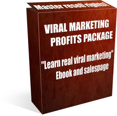 Pay for Massive profits SELL ebooks on EBAY - Master resell package