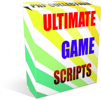 Pay for PHP - Ultimate Online GAME Scripts Collection