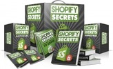 Thumbnail Shopify Secrets With Master Resell Rights