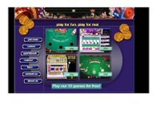 Casino Website Script