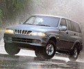 Thumbnail Daewoo Musso 1999-2002 workshop and repair manual