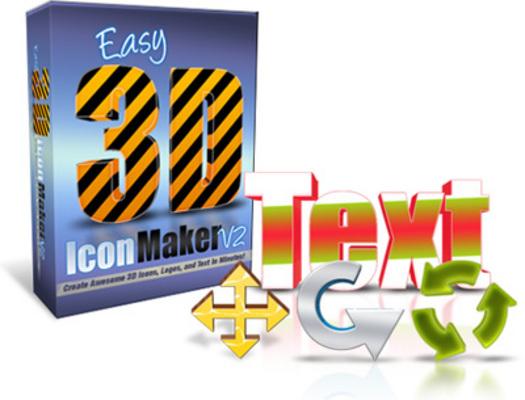 Pay for Easy 3D Icon Maker V2