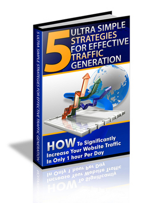Pay for 5 Ultra simple Strategies For Effective Traffic Generation