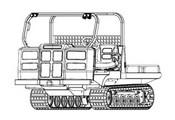 ASV SC50 Scout Utility Vehicle Manual Set - Operators Repair Service Parts Shop Manuals