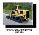 Thumbnail ASV 4810 Posi Track Loader Manual Set - Operators Repair Service Parts Shop Manuals