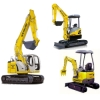 Thumbnail New Holland E18 E18SR Workshop Service Repair Manual Mini Compact Hydraulic Crawler Excavator Micro Digger
