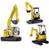 Thumbnail New Holland E30 E35 Workshop Service Repair Manual Mini Compact Hydraulic Crawler Excavator Mini Digger