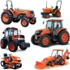 Thumbnail Kubota B4200D Tractor Illustrated Master Parts List Manual